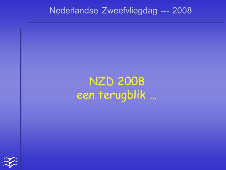NZD 2008 een terugblik …