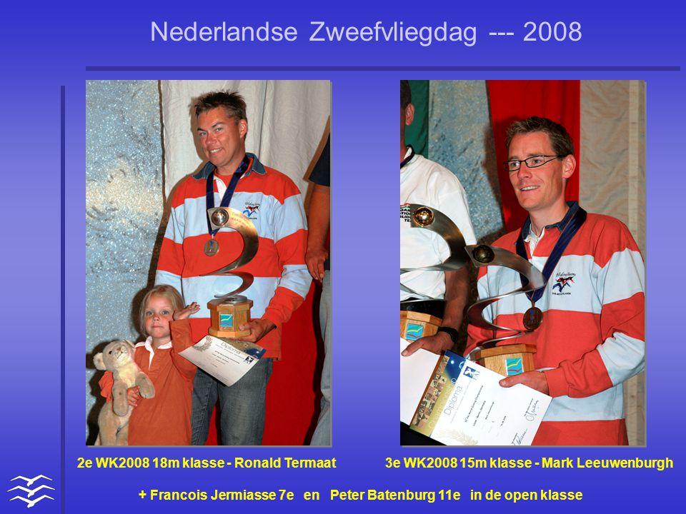 2e WK2008 18m klasse - Ronald Termaat