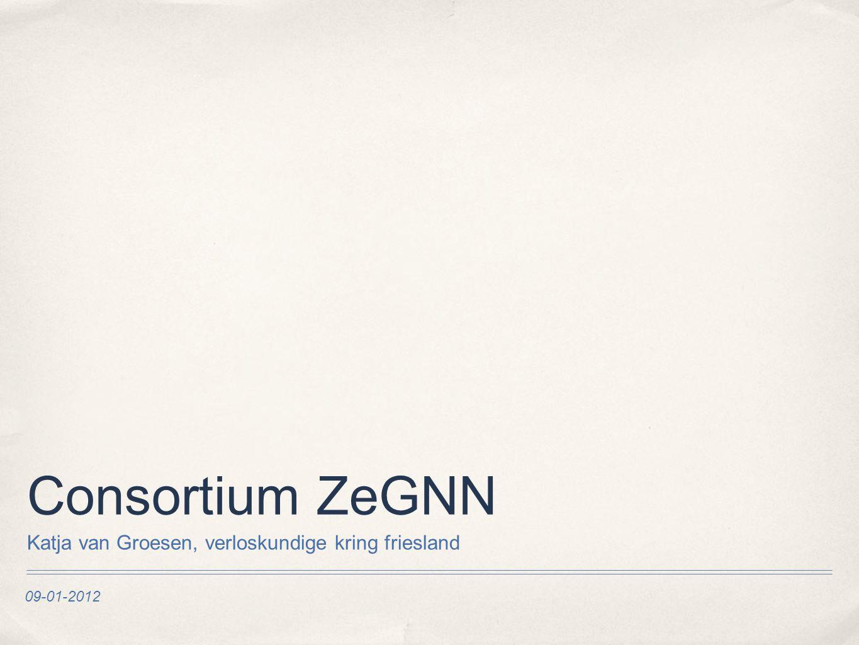 Consortium ZeGNN Katja van Groesen, verloskundige kring friesland