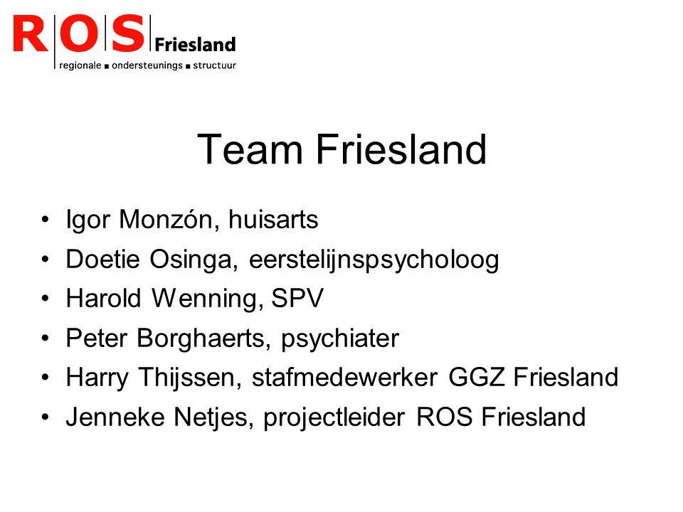 Team Friesland Igor Monzón, huisarts