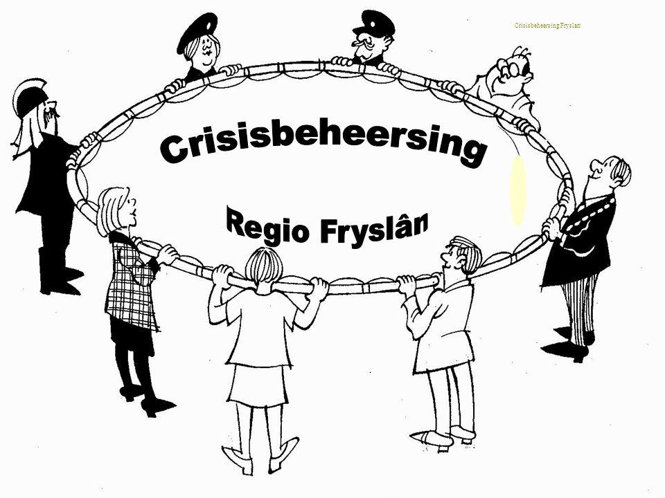 Crisisbeheersing Fryslan