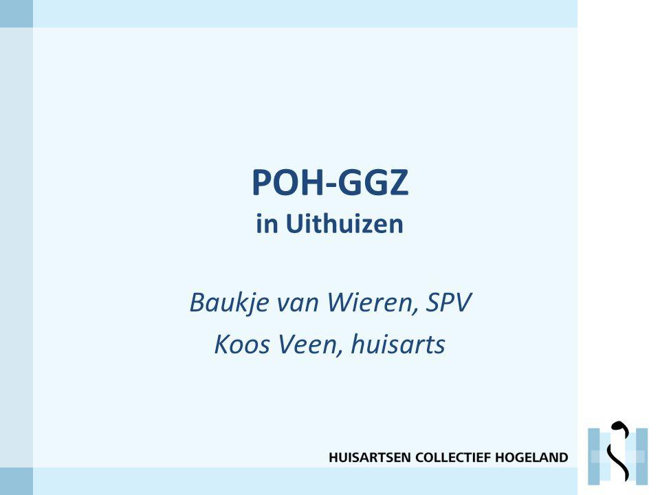 Baukje van Wieren, SPV Koos Veen, huisarts