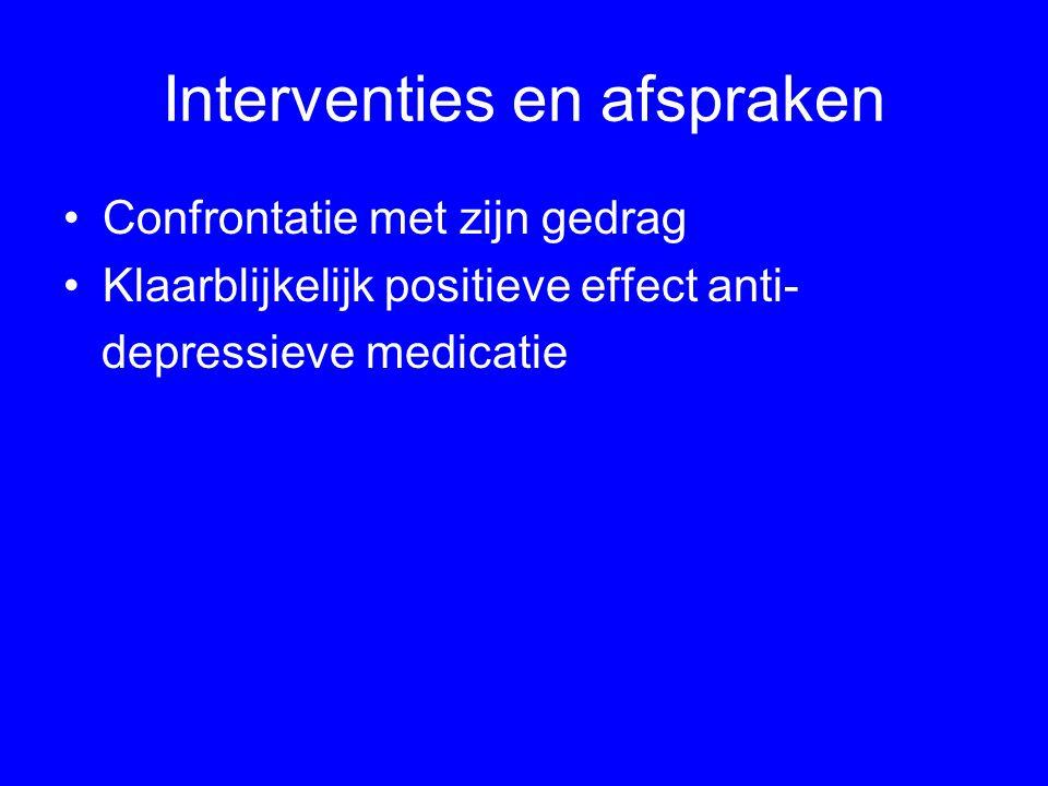 Interventies en afspraken