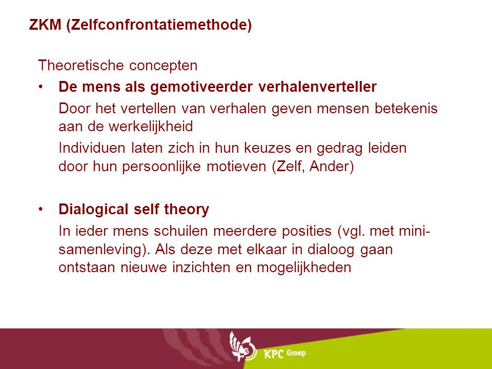 ZKM (Zelfconfrontatiemethode)