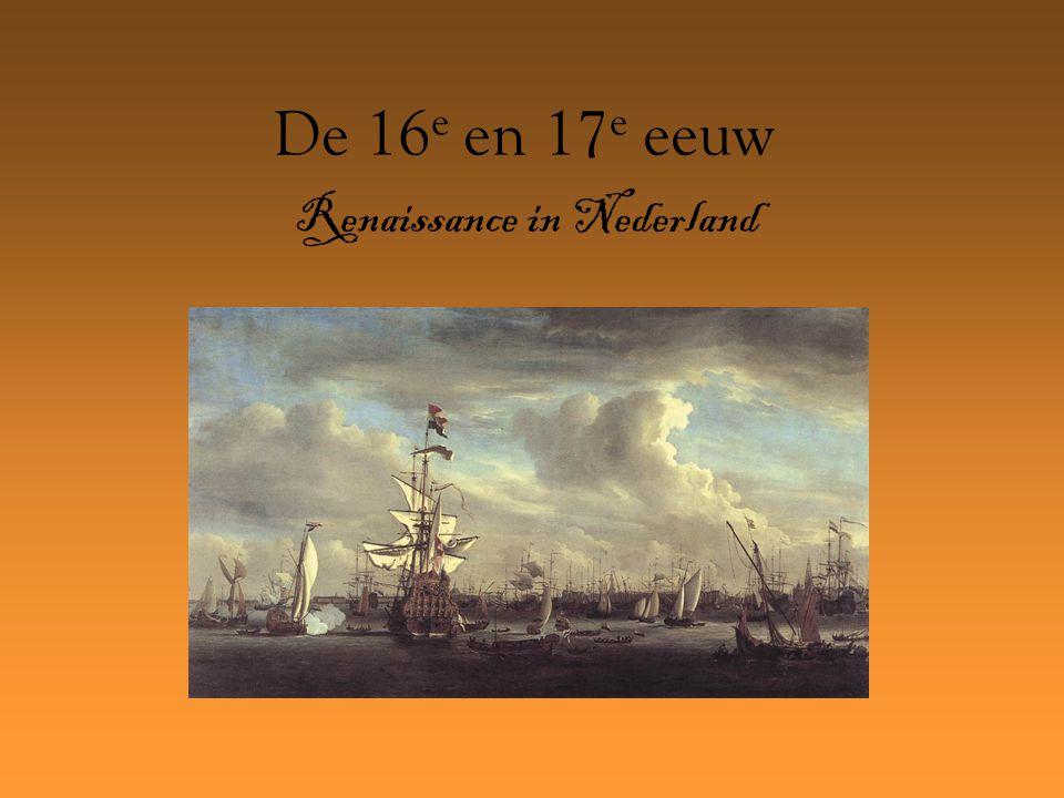Renaissance in Nederland