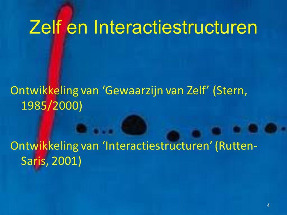 Zelf en Interactiestructuren