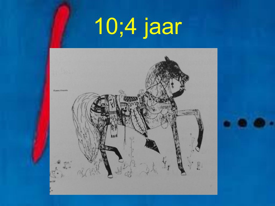 10;4 jaar