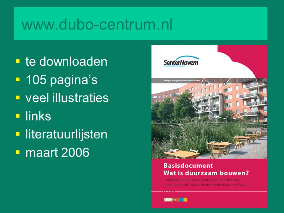 www.dubo-centrum.nl te downloaden 105 pagina's veel illustraties links