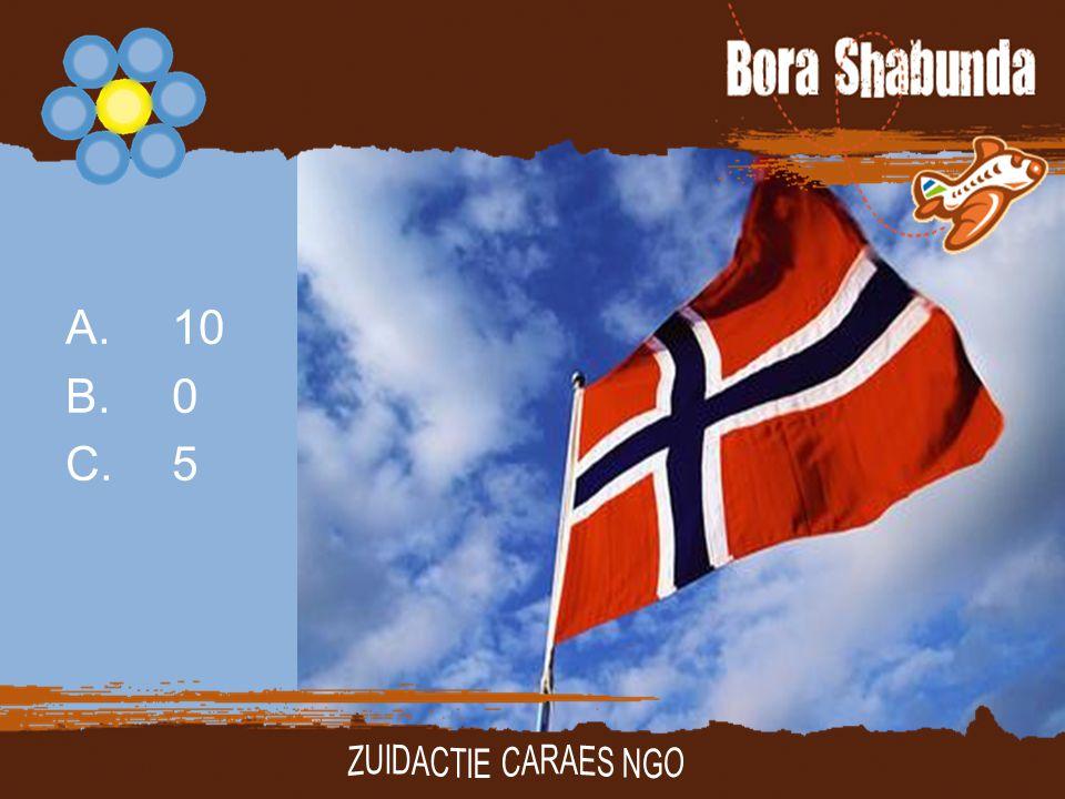 A. 10 B. 0 C. 5 ZUIDACTIE CARAES NGO