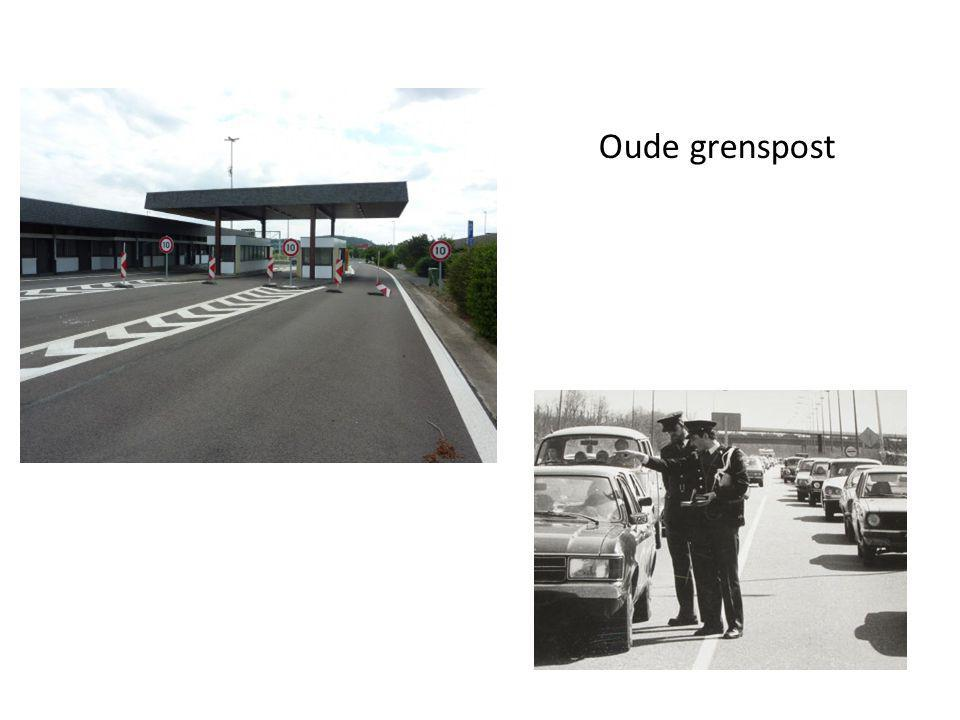 Oude grenspost Oude grenspost