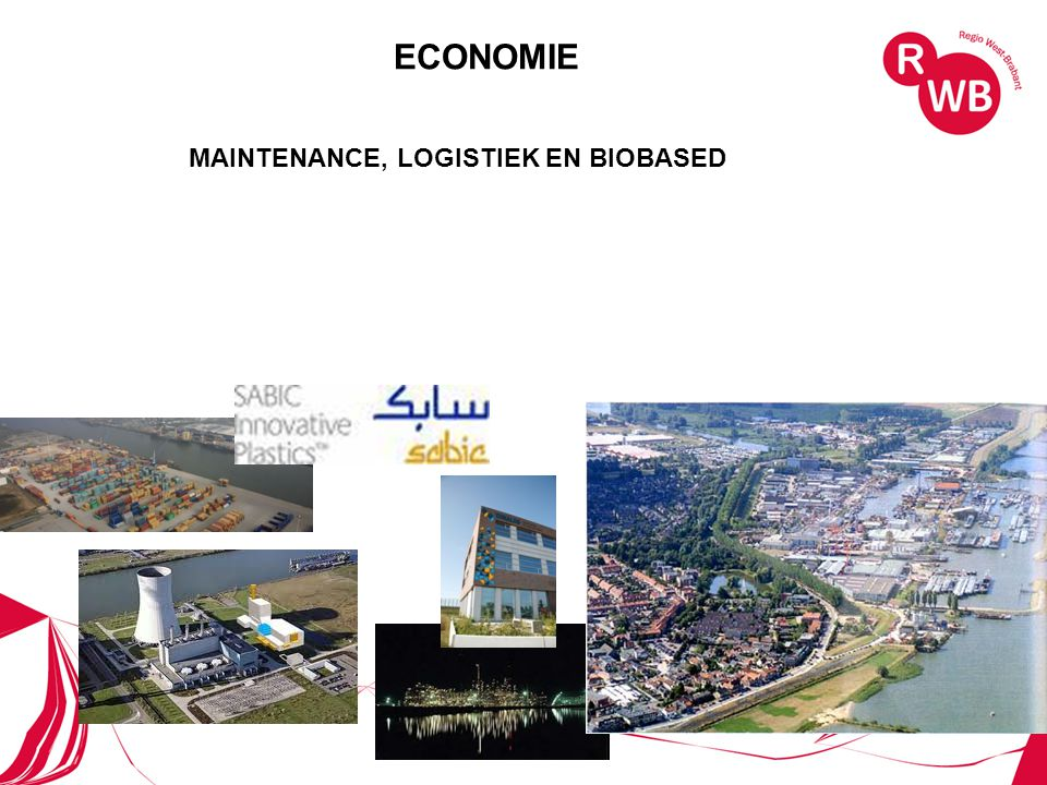 MAINTENANCE, LOGISTIEK EN BIOBASED