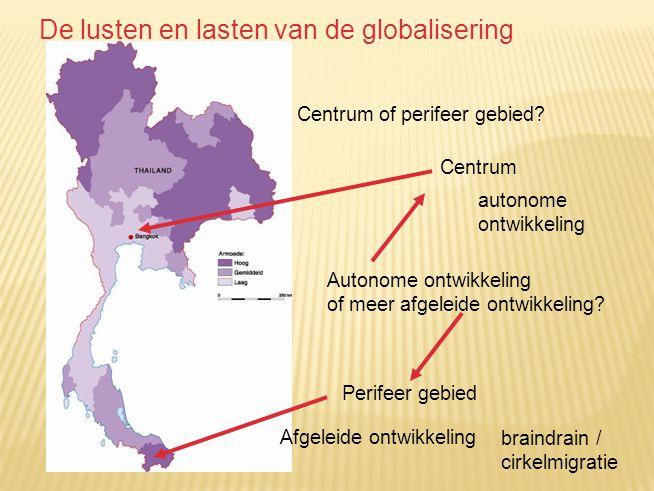 De lusten en lasten van de globalisering