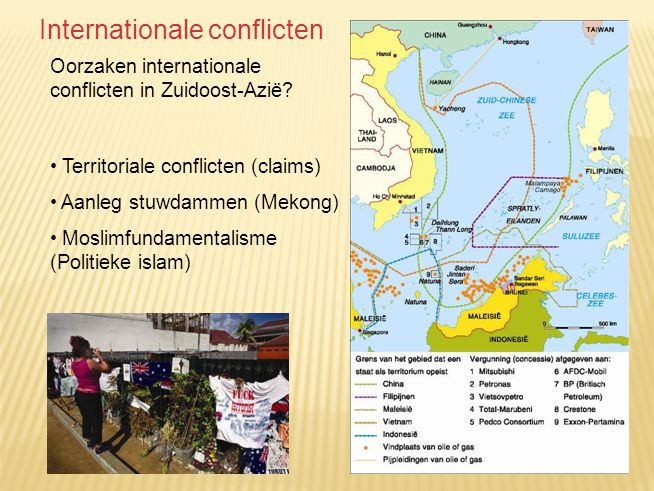 Internationale conflicten