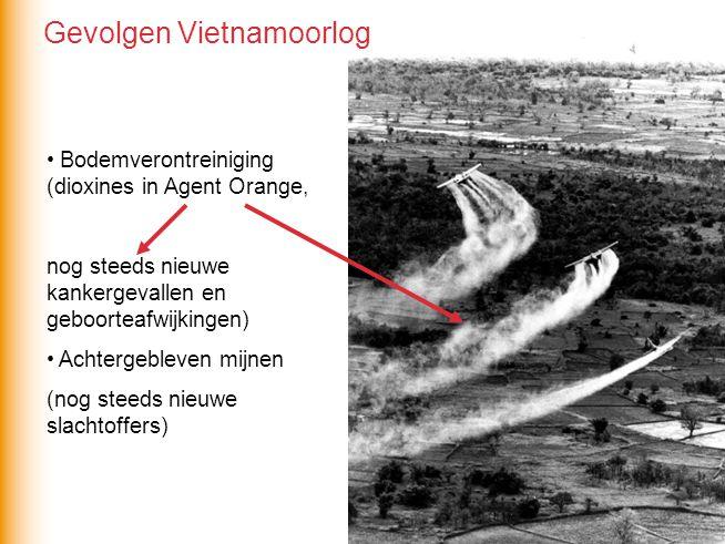 Gevolgen Vietnamoorlog