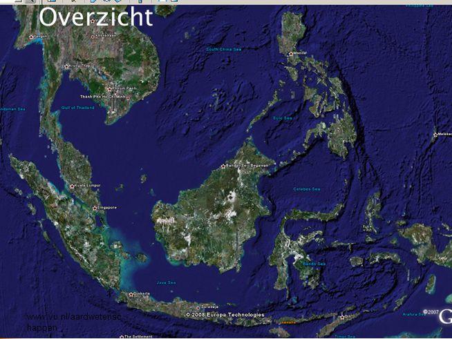 Overzicht www.vu.nl/aardwetenschappen