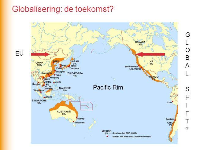 Globalisering: de toekomst