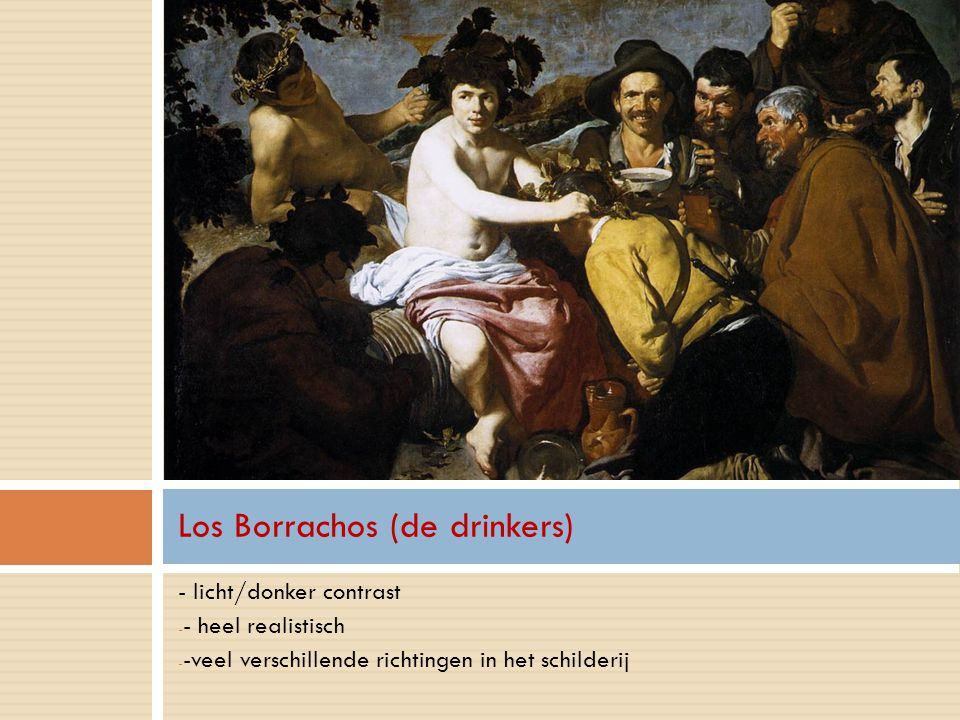Los Borrachos (de drinkers)