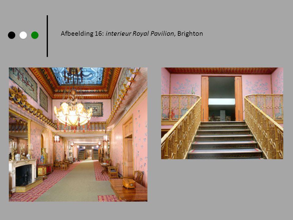 Afbeelding 16: interieur Royal Pavilion, Brighton