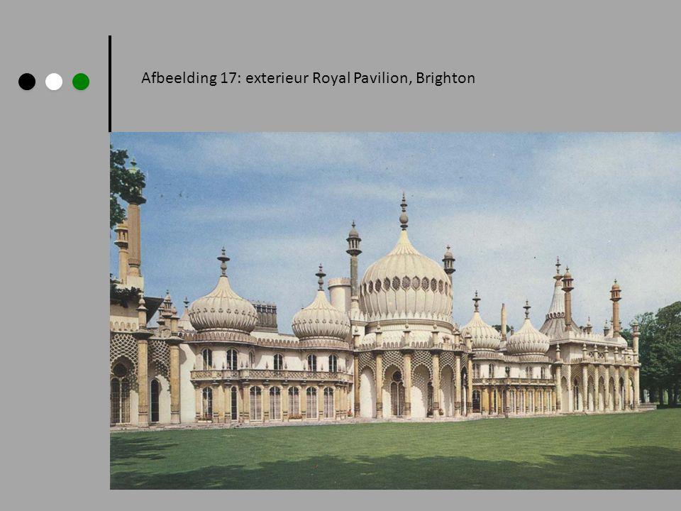 Afbeelding 17: exterieur Royal Pavilion, Brighton