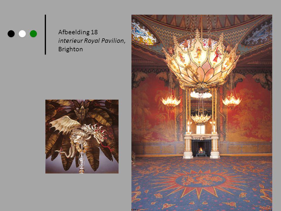 Afbeelding 18 interieur Royal Pavilion, Brighton