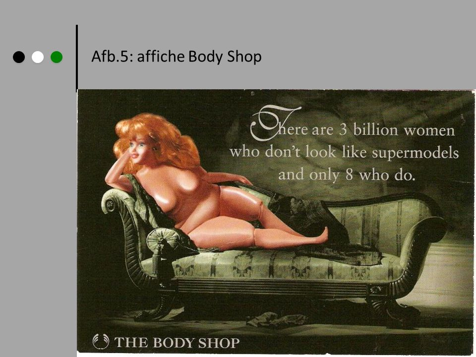 Afb.5: affiche Body Shop