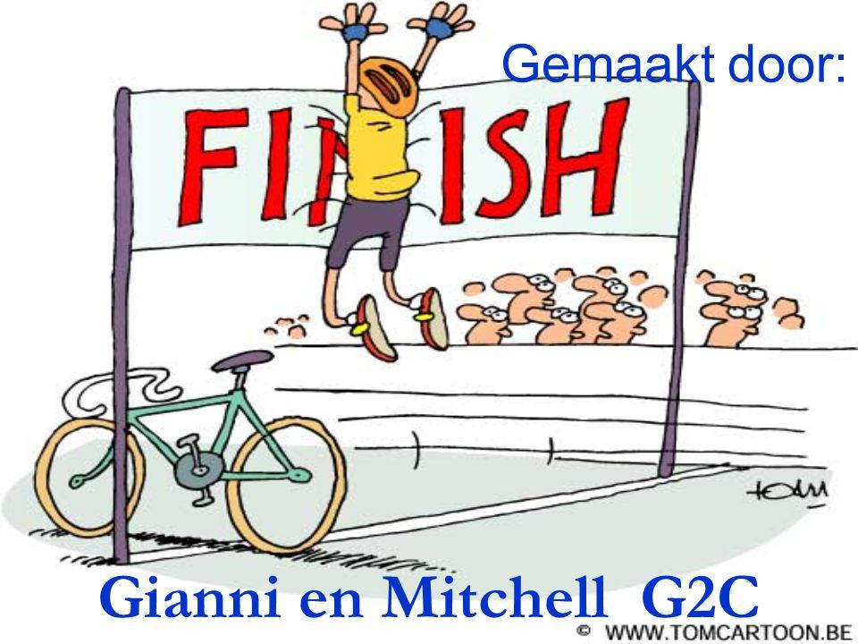Gemaakt door: Gianni en Mitchell G2C