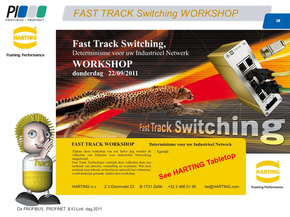 FAST TRACK Switching WORKSHOP