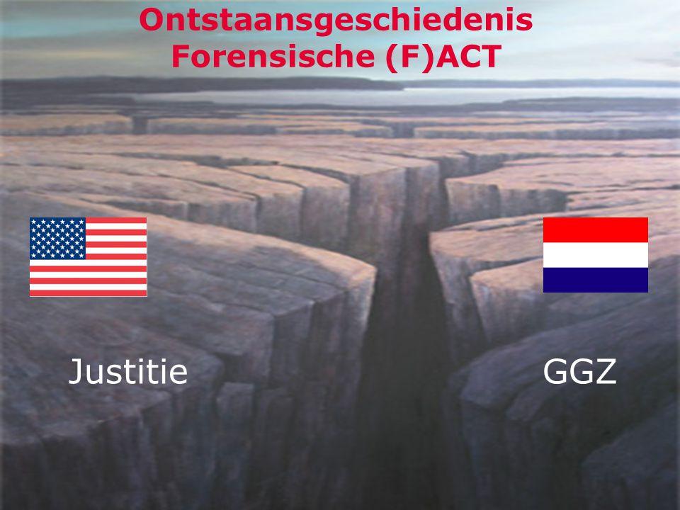 Ontstaansgeschiedenis Forensische (F)ACT
