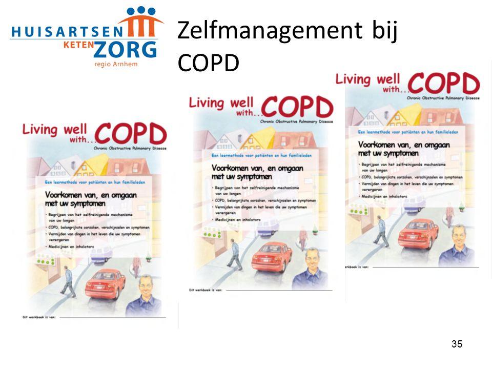 Zelfmanagement bij COPD