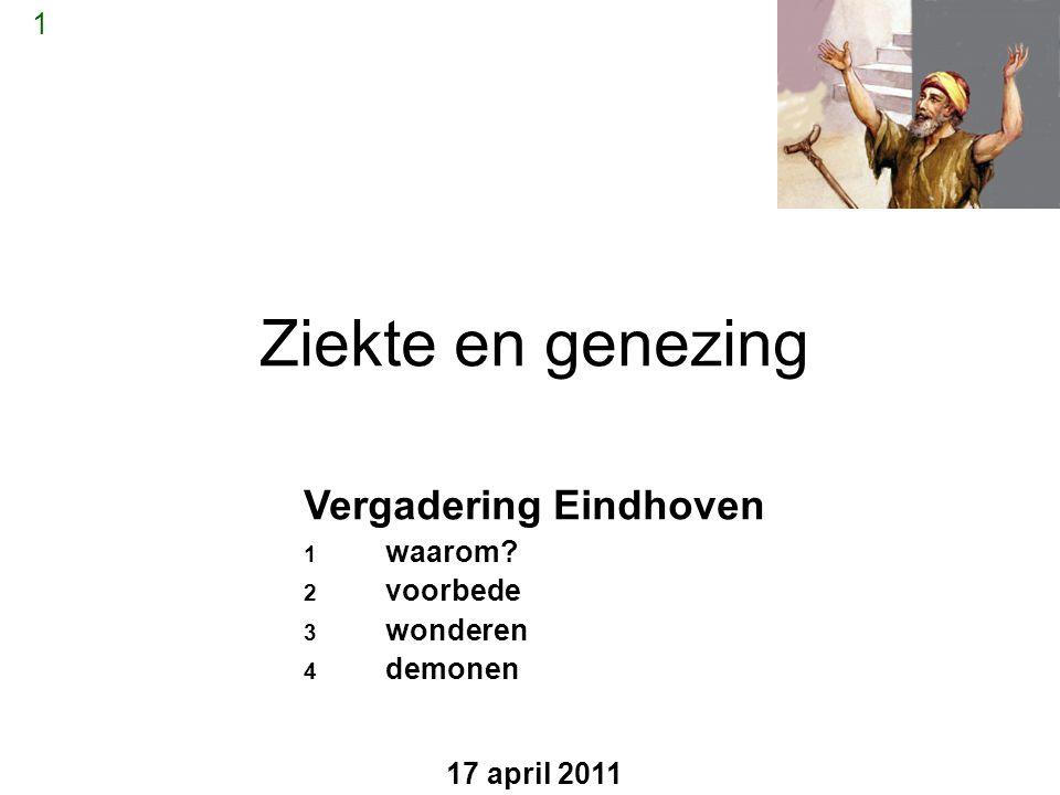 Vergadering Eindhoven