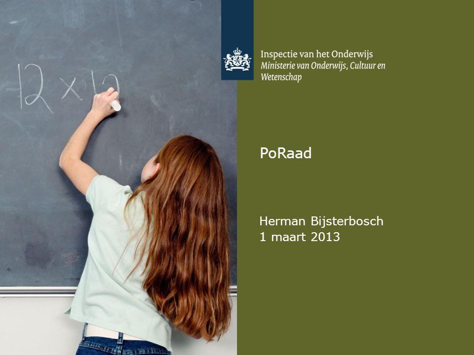 PoRaad Herman Bijsterbosch 1 maart 2013