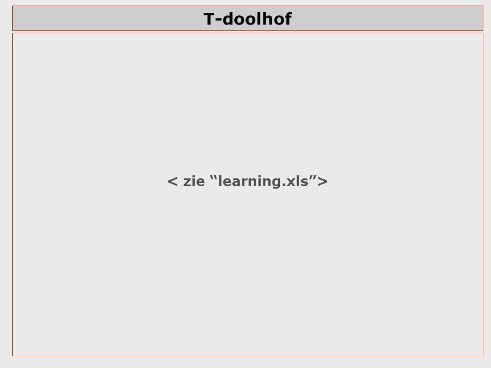 < zie learning.xls >