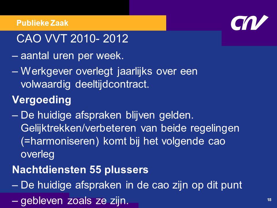 Conclusie: Welke rol heeft de ondernemingsraad nog als een CAO is afgesloten
