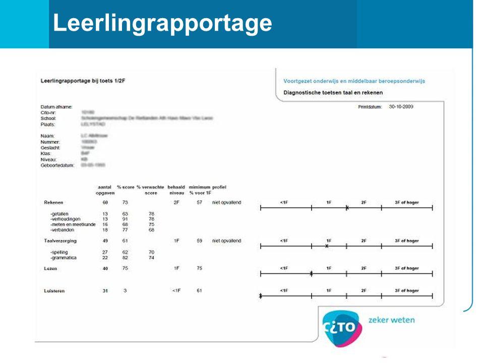 Leerlingrapportage Deze ll.rapp.