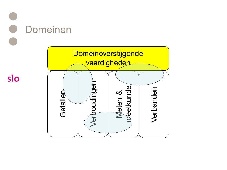 Domeinoverstijgende vaardigheden