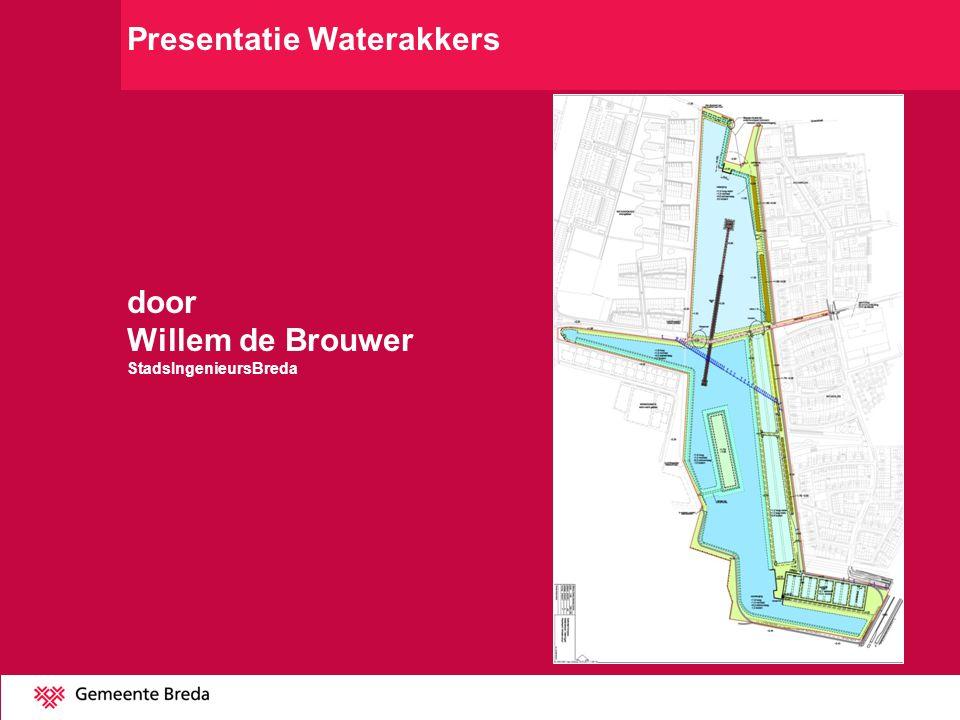 Presentatie Waterakkers