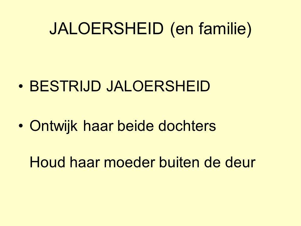 JALOERSHEID (en familie)