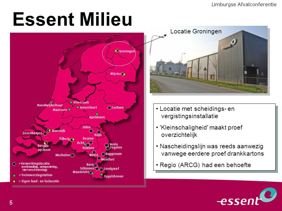 Essent Milieu Locatie Groningen