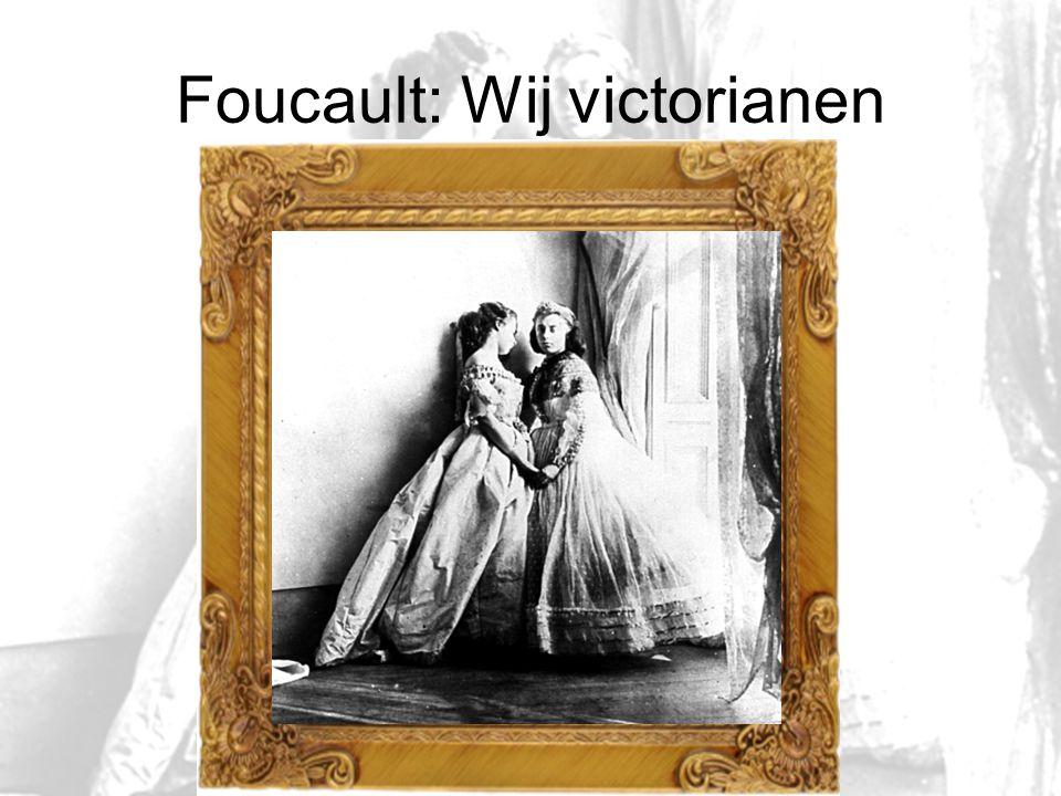 Foucault: Wij victorianen