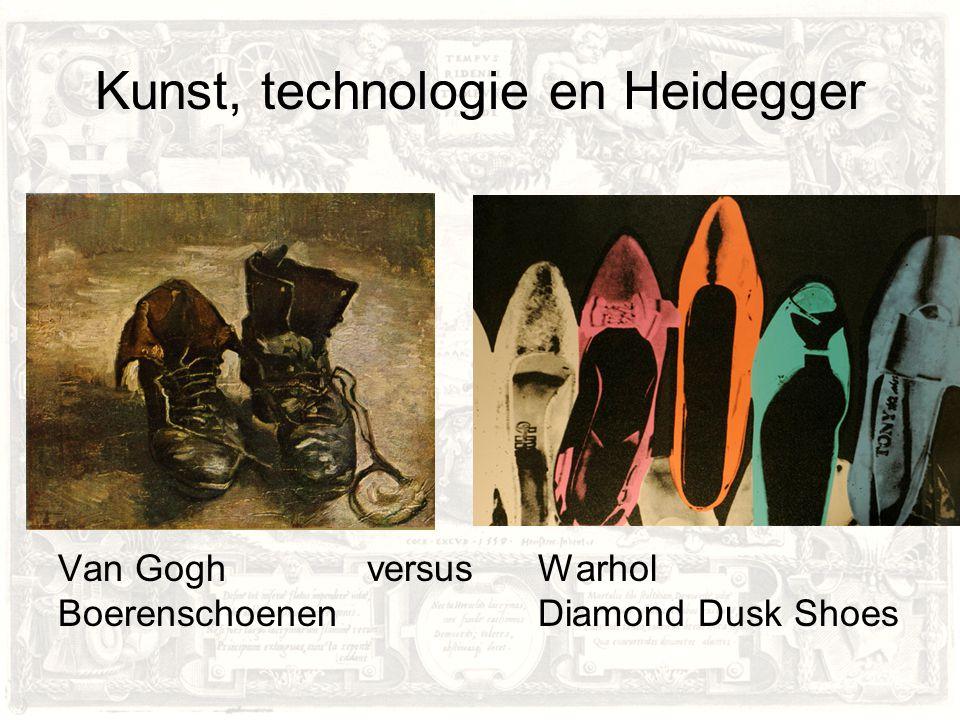 Kunst, technologie en Heidegger