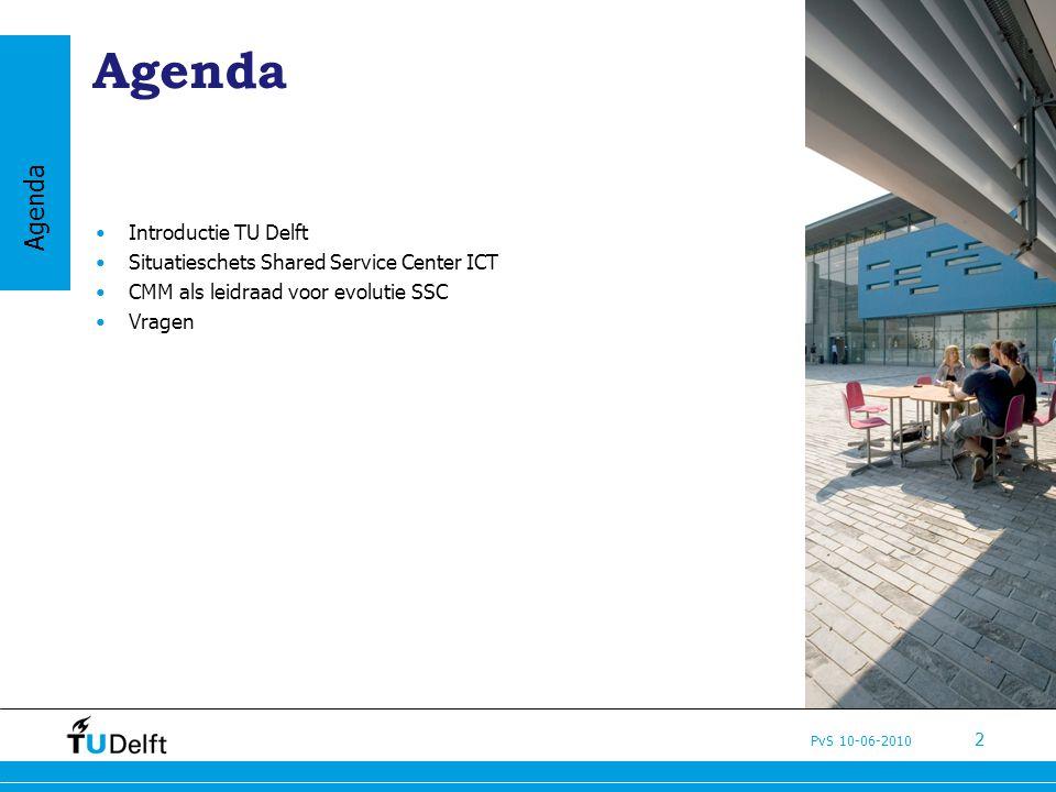 Agenda Agenda Introductie TU Delft