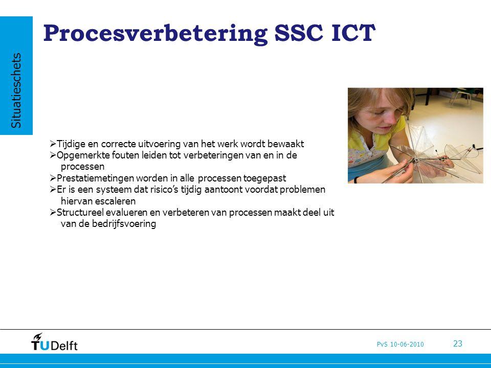Procesverbetering SSC ICT