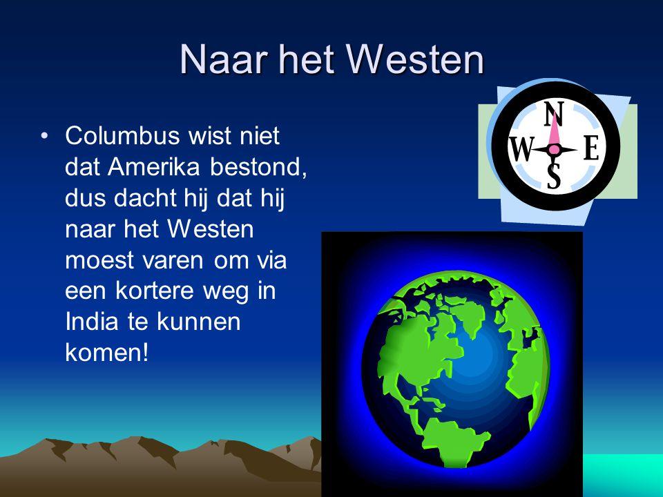Naar het Westen