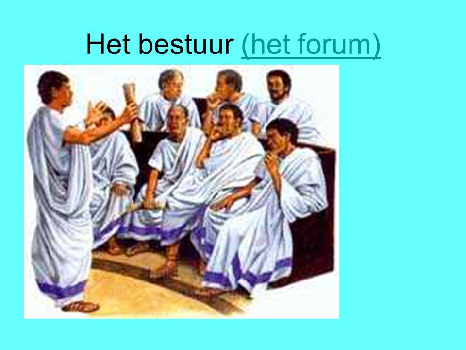 Het bestuur (het forum)