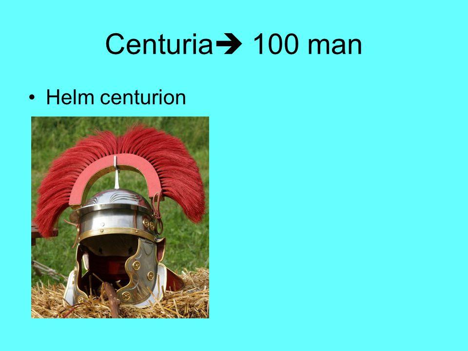 Centuria 100 man Helm centurion
