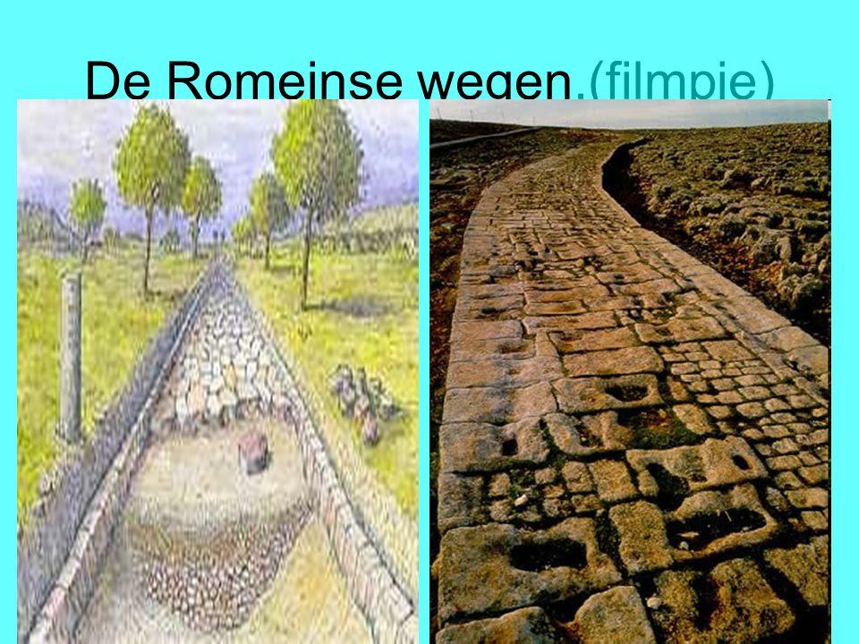 De Romeinse wegen.(filmpje)