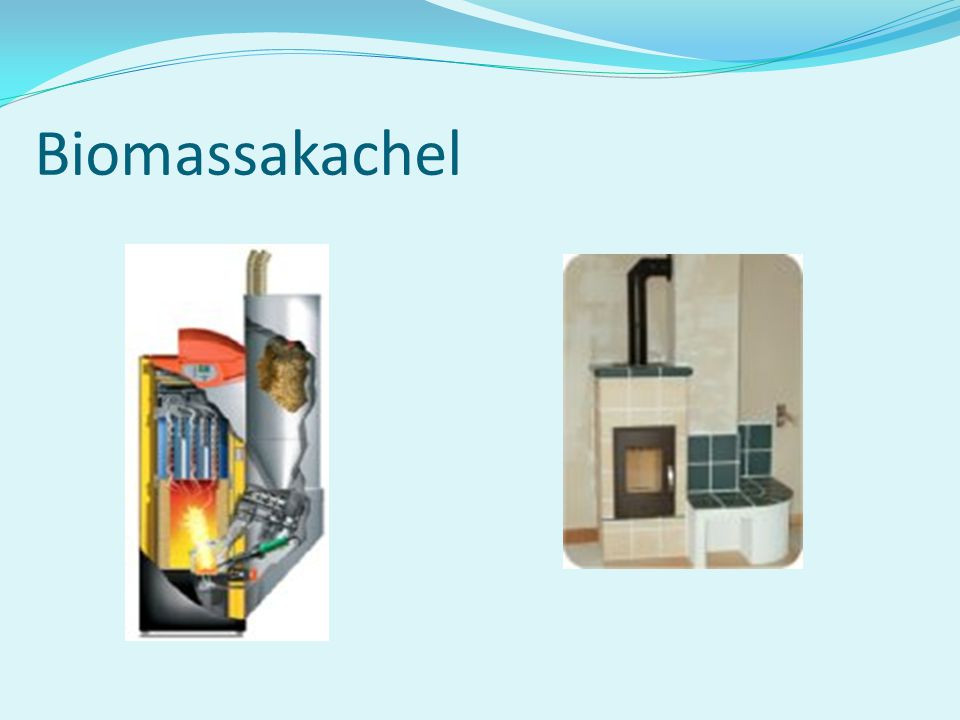 Biomassakachel