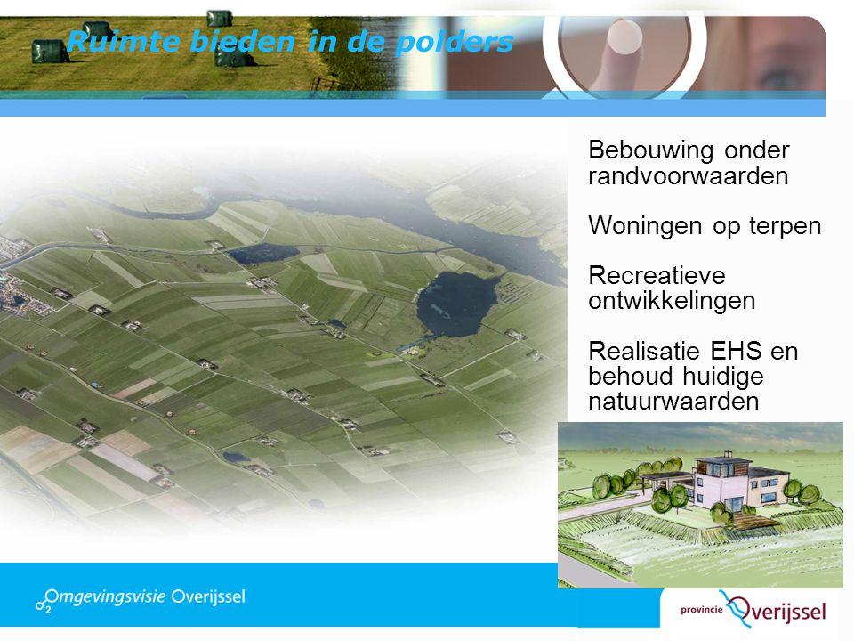 Ruimte bieden in de polders