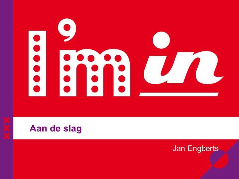 Aan de slag Jan Engberts