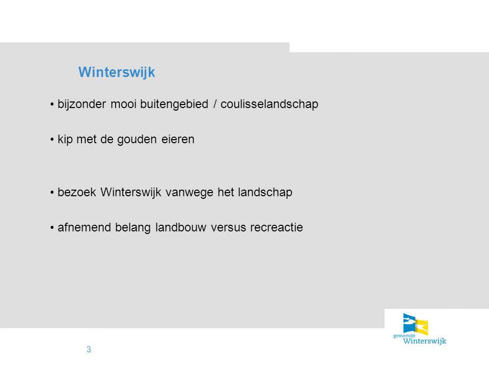 Winterswijk bijzonder mooi buitengebied / coulisselandschap